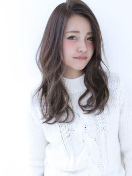【Rose】ナチュラルウェーブ×セミロング☆