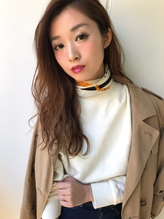 【Reginavita栄】レイヤーロング×ベージュ.29