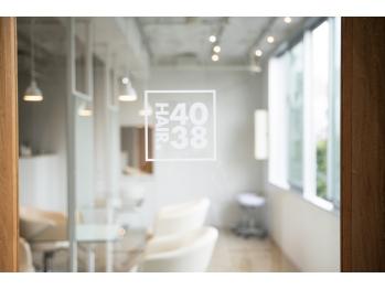 ヘアー 4038(HAIR.4038)(東京都目黒区/美容室)