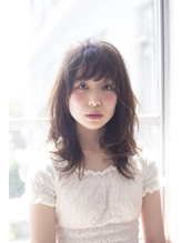 emu☆浮遊感×フレンチカジュアル×ラベンダーアッシュ.45