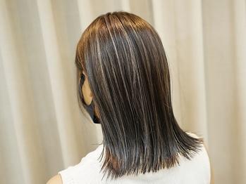 ヘアサロン ハクギンザ(hair salon haku GINZA)