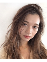 【VEIN】ハイライト ミルクティーグレージュ グラデ 外国人風.50