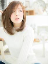 うざバングがPOINT♪透明感☆ストレートc 小悪魔.16