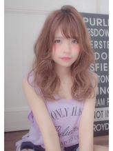 <Sungoose>大人可愛いウェーブ×ピンクアッシュ .22