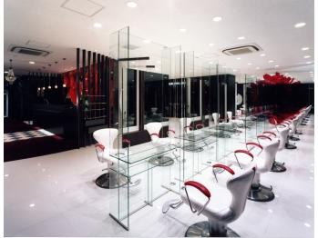 アース 南福島店(HAIR&MAKE EARTH)