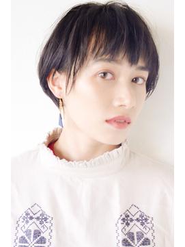 [Kiitos/吉祥寺]☆ブルージュエアリーショートボブ☆