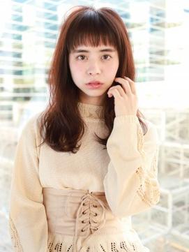 【K-two Esola 池袋】カジュアルロング×王道ヘアカラー【池袋】
