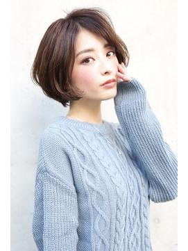 Soleil菊地<オフィスショートボブ小顔マイナス5歳>
