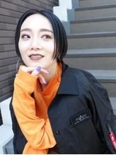 【flor 戸塚】*ウェットベリショ+ブルーブラック* .15