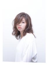 【Dulce】アンニュイミディ×デザインカラー 伸ばしかけ.44
