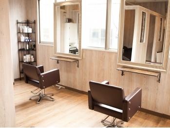 ヘアーガーデン シュエット(Hair garden Chouette)(東京都東大和市/美容室)