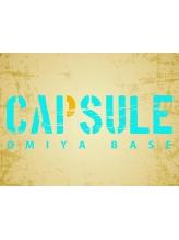 カプセル オオミヤ ベース(CAPSULE OMIYA BASE)