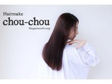 Hair make chou-chou 【ヘアメイク シュシュ】