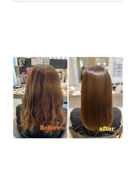 #髪質再生#髪質改善#ケラチンブローアウト#トリートメント