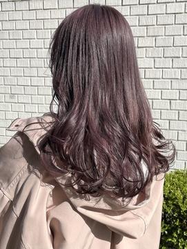 ラベンダーベージュ/ラベージュ/透明感カラー【大塚】