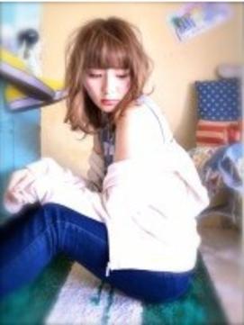 LAUREN☆Nudy medium Style♪ tel0112328045