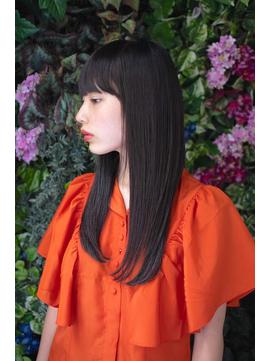 アジアンビューティー☆PLATINUMストレートヘア