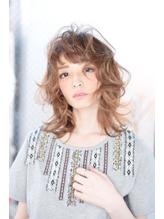 《Barretta/蒲田379》☆エッジレイヤー×フリンジウルフ☆ ボサボサ.5