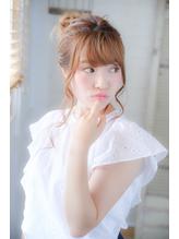 Sweet自由が丘☆ゆるふわアップスタイル☆.16
