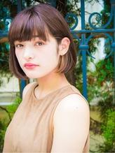 インナーカラーで差がつく個性派ショートボブ☆ リラックスボブ.51