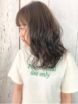 【Cecilhair大阪/京都/神戸/福岡】♪sexy wave♪