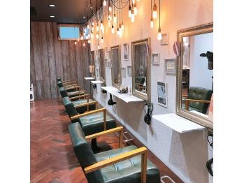 ヘアーアンドメイクベル(Hair&Make Bell)(神奈川県川崎市中原区/美容室)