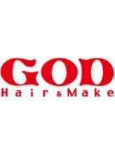 ゴッドヘアーアンドメイク 前橋元総社店(GOD Hair&Make)