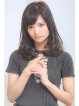 【Euphoria銀座】小顔ミディアムレイヤー×ワンカール by片桐 時短.33