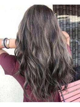 アンテナヘアー(Antenna hair)
