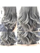 Hair Cherish ≪パールグレージュのグラデーションカラー≫ セレブ.44
