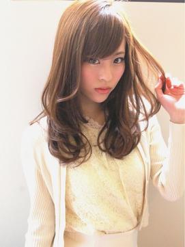 【ROOMS】モテ髪☆ルーズカール