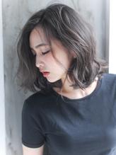 【 Liv 】NOT黒髪☆色素薄めのイルミナグレージュ♪ アッシュ.59