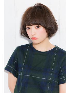 【NEUTRAL】本田泰伸 2016人気No.1小顔マッシュボブ