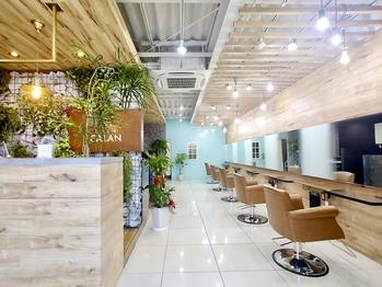 カラン(CALAN)(山口県下松市/美容室)