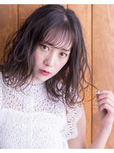 無造作カール×ボブディ【hair salon lico】.37