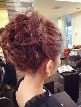 【LILA  HAIR】クラシカルアップ