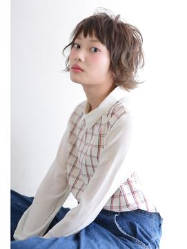 【adams buono】大人フレンチカジュアルショート ケイタ