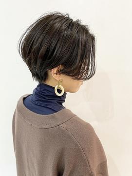 ハンサムショート 簡単スタイリング/着物/着物/クールショート