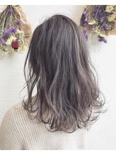 【terrace横須賀】髪が柔らかく見える☆スモーキーベージュ.43