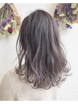 【terrace横須賀】髪が柔らかく見える☆スモーキーベージュ