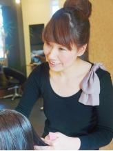 「本物」を求めるオトナ女性が思わず納得の技術。頼れる髪のプロがあなたにあったお悩み解決ヘアをご提案。