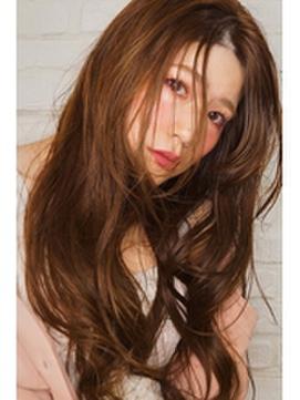 20代30代40代大人かわいいゆるふわ愛され髪◎ヌーディーベージュ