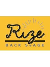 ライズバックステージ(RIZE back stage)