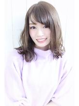 dee 【ノンブリーチ】春色ミルクティ×フェミニンヘア.0