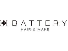 バッテリー ヘアアンドメイク 御幣島店(Battery hair&make)