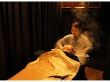 大人気「眠りのヘッドスパ」アロマの香りで眠りの中へ…★
