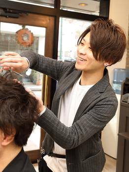 注目のヘアスタイリスト