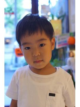 【9月10月限定】ハロウィン子供カット