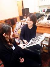 【西京極駅すぐ】明るく話しやすい女性スタッフが多いサロン♪誰からも愛されるスタイル提案が好評☆