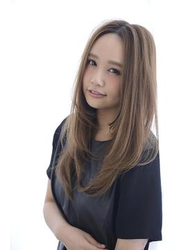 【Litzy by KHAIR】愛されナチュラルストレート